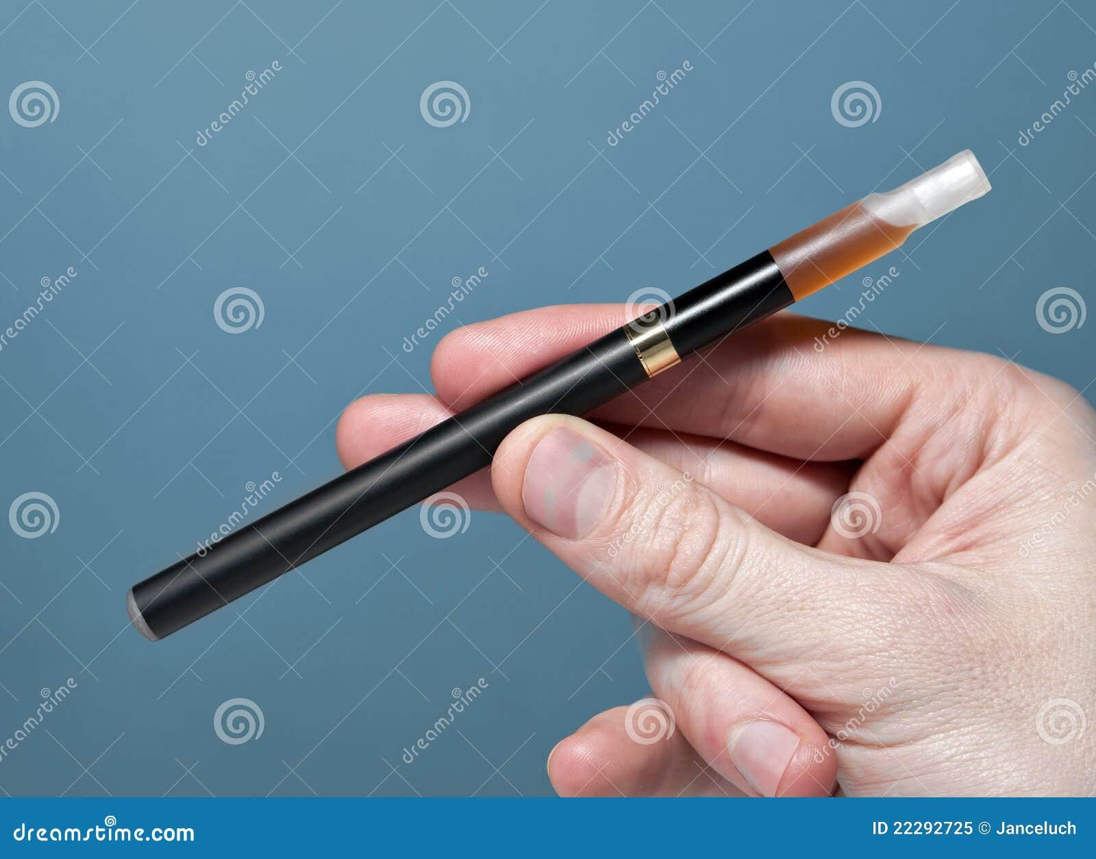 Kann man mit Hilfe von E-Zigaretten das aufhören zu Rauchen?