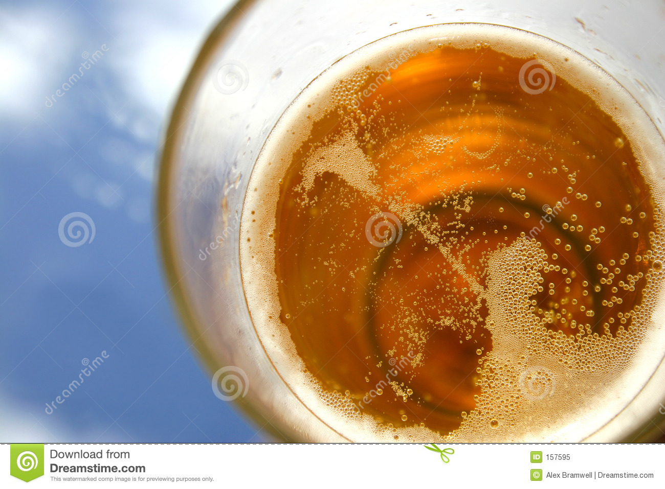 Beer from Above