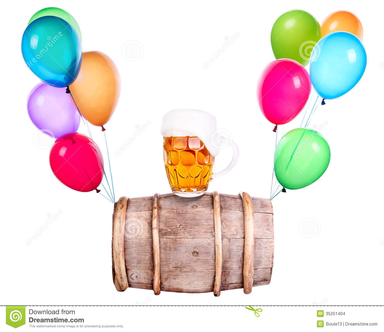 beer with balloons stock images image 35251404 ski clipart images skier clipart free