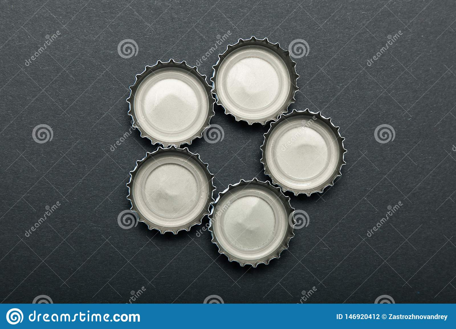 Beer bottle caps, alcoholism, depression