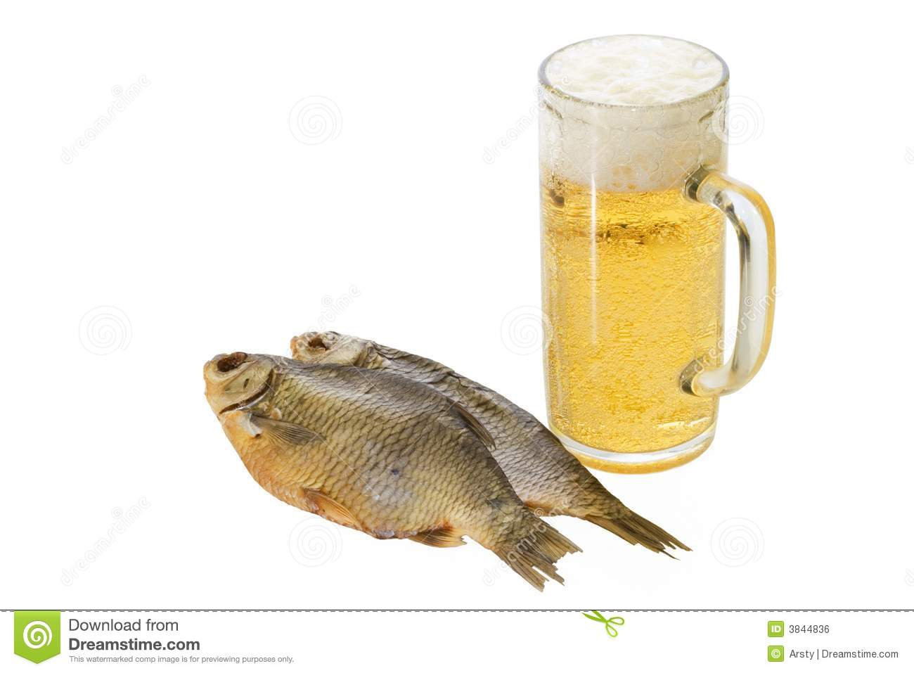 Beer and fish royalty free stock image image 3844836 for Fish and beer
