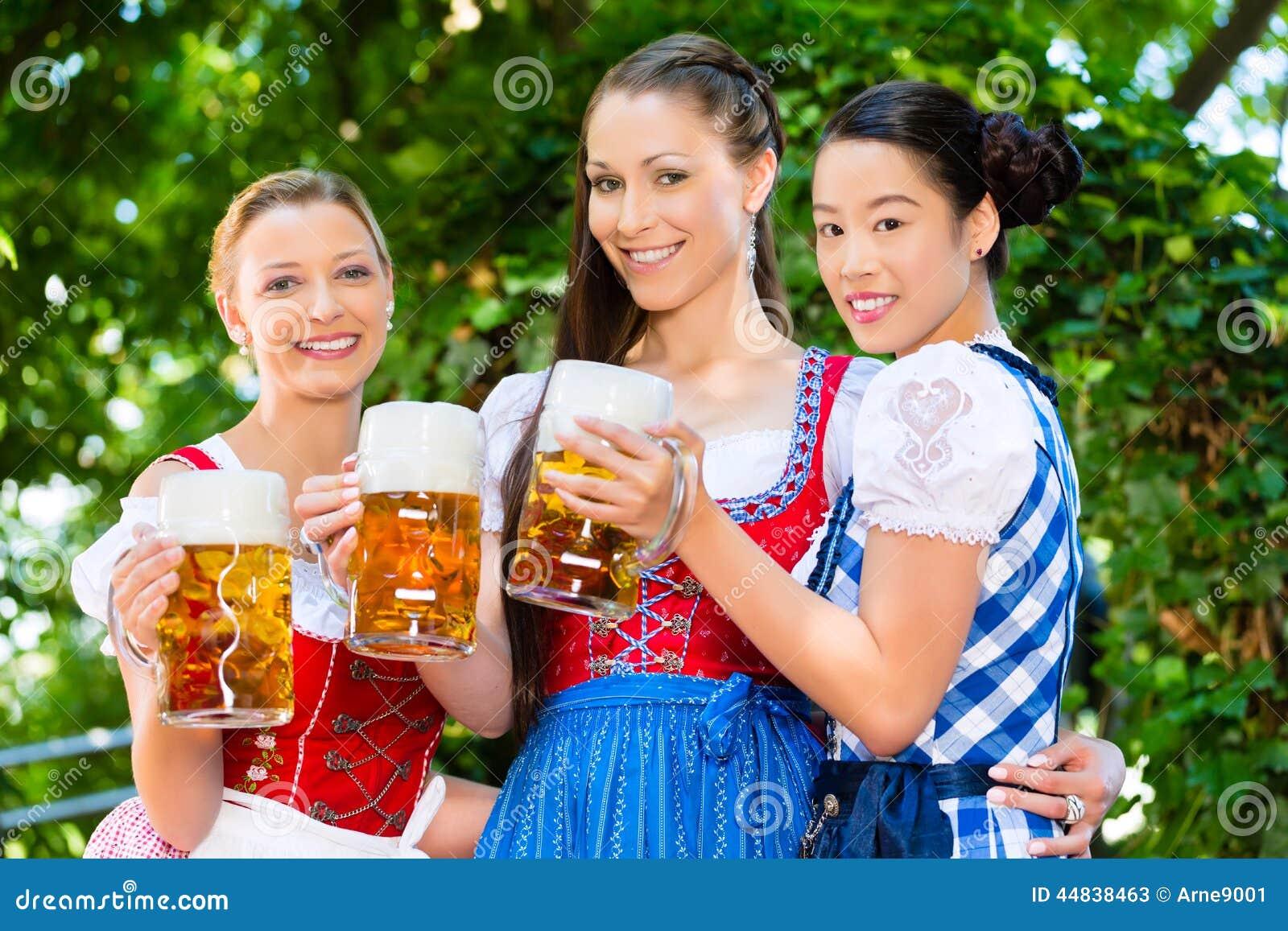 Female friends germany