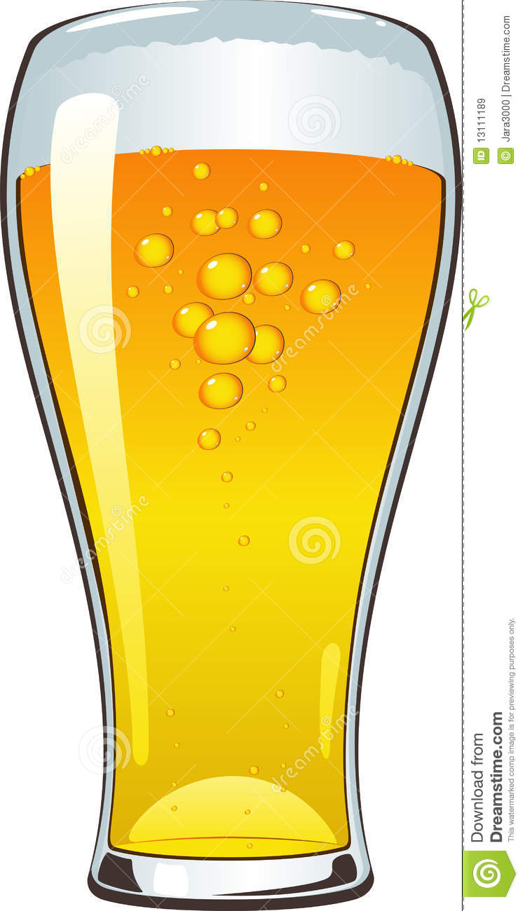 Beer Glass Royalty Free Stock Images - Image: 13111189