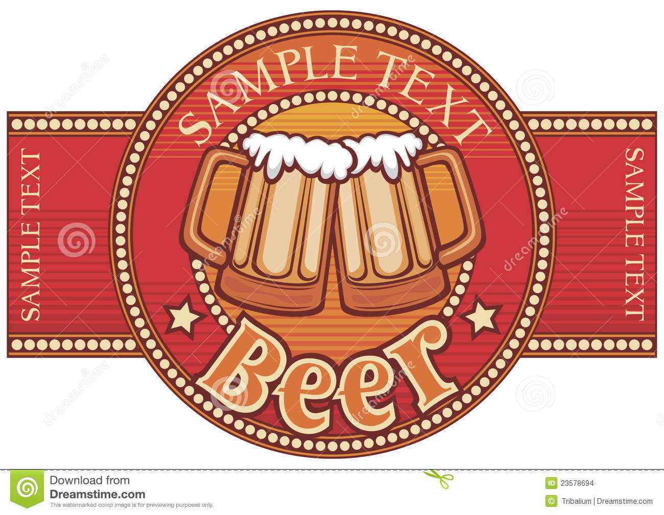 free clipart beer labels - photo #40