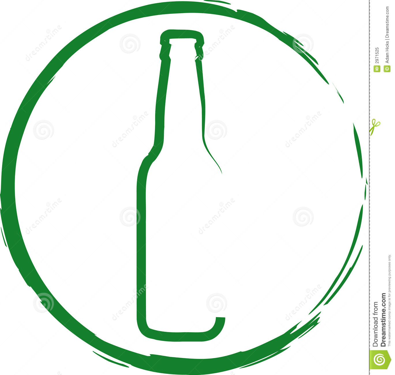 Beer Logo Royalty Free Stock Photo - Image: 2971525