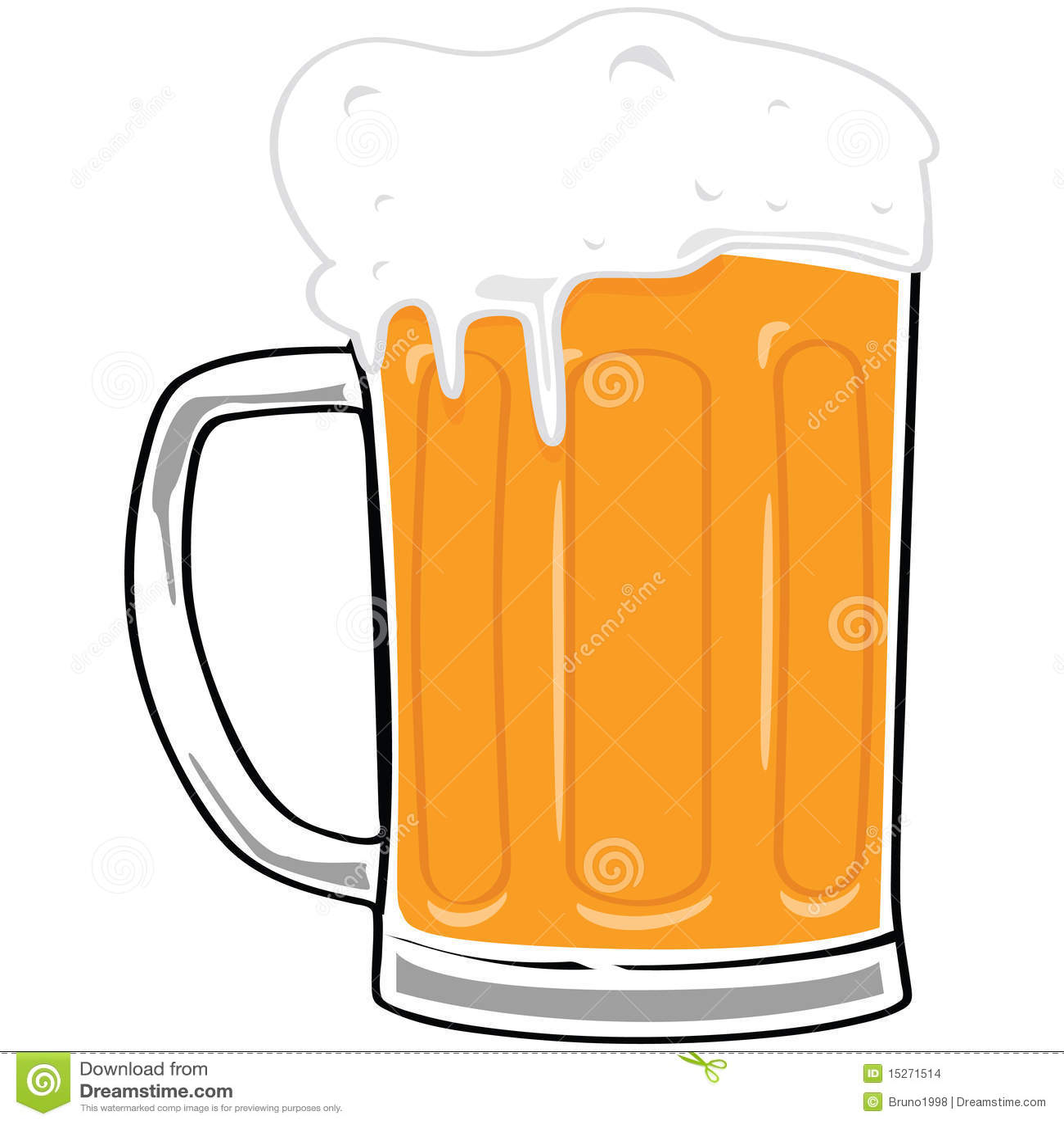 Beer Mug Stock Images - Image: 15271514