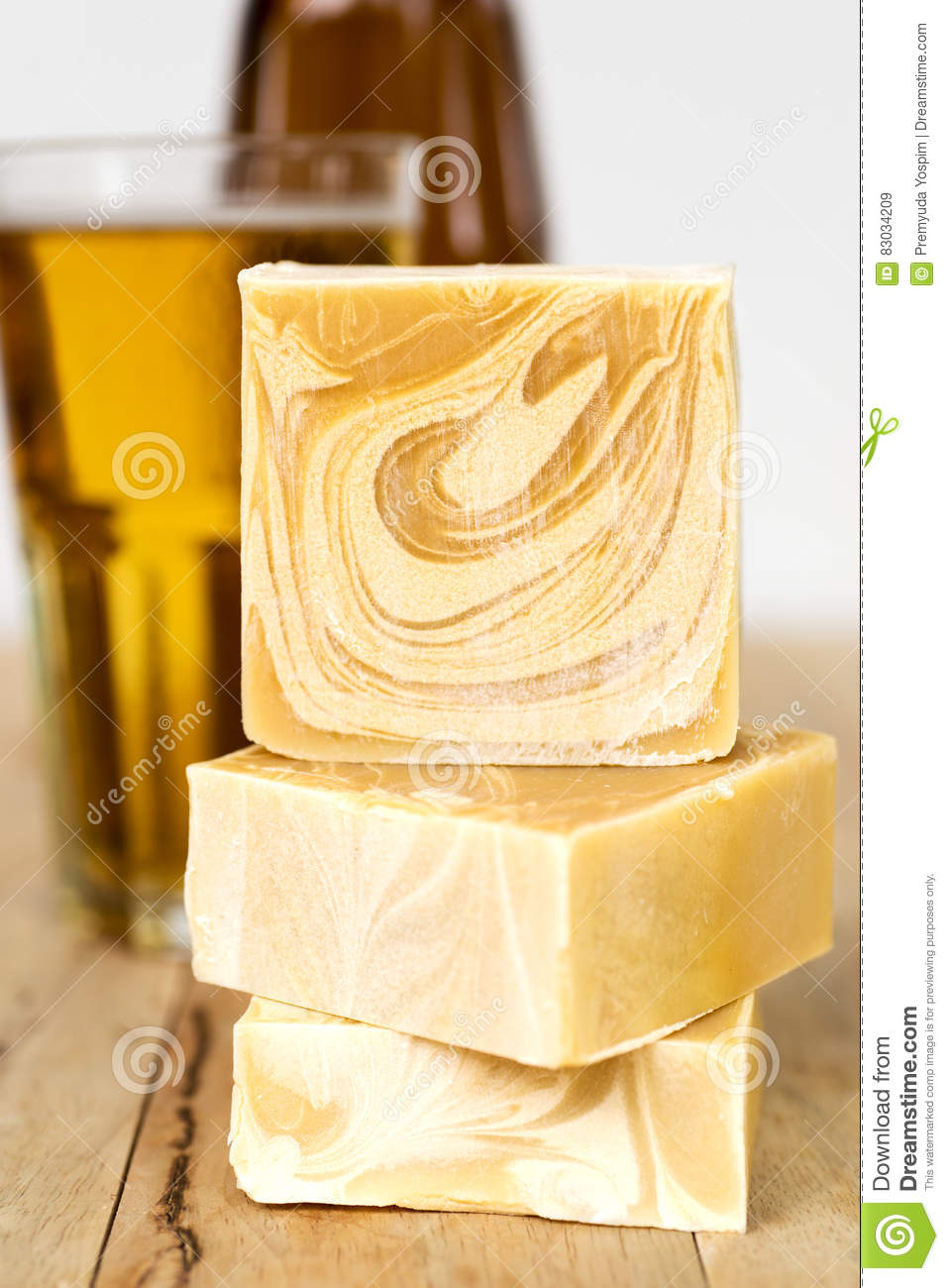 Beer soaps, homemade natural cold process soap