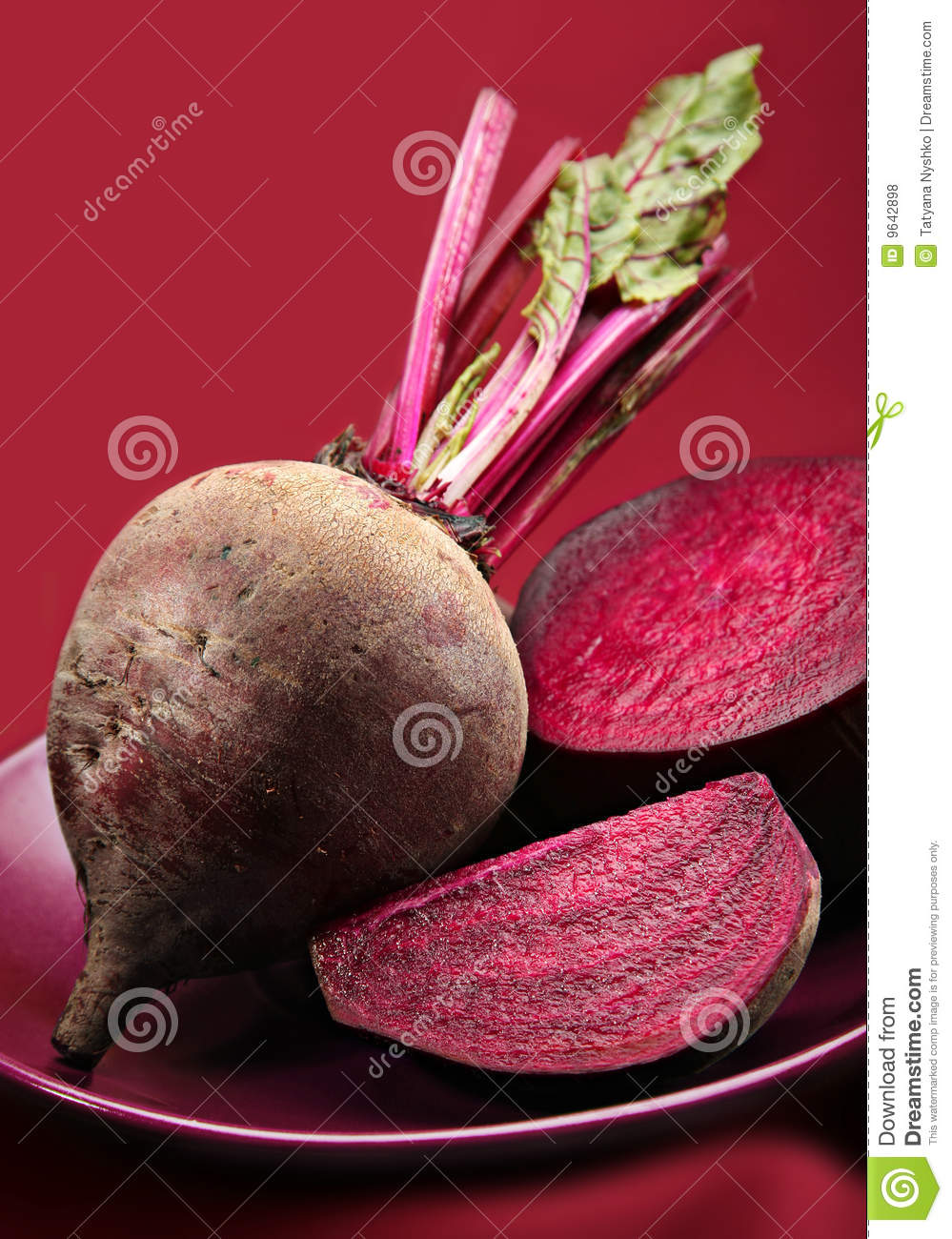 Beetroot detail