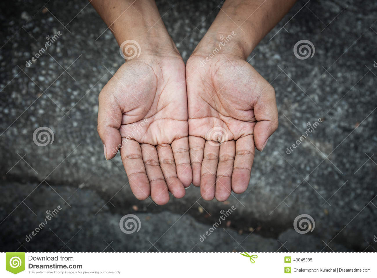 Beggar People And Human Poverty Concept - Person Hands ...  Beggar People A...
