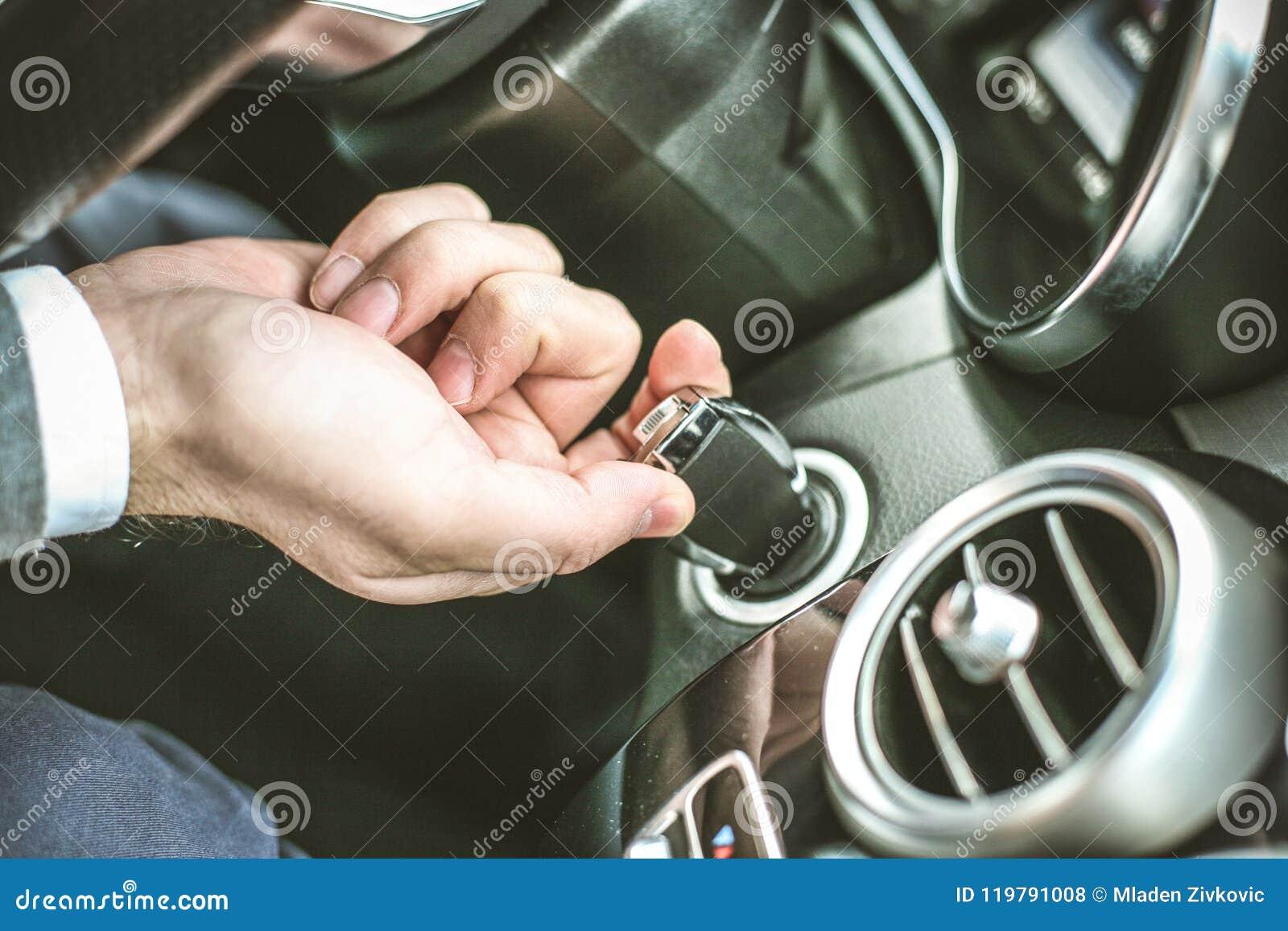Beginnende Auto