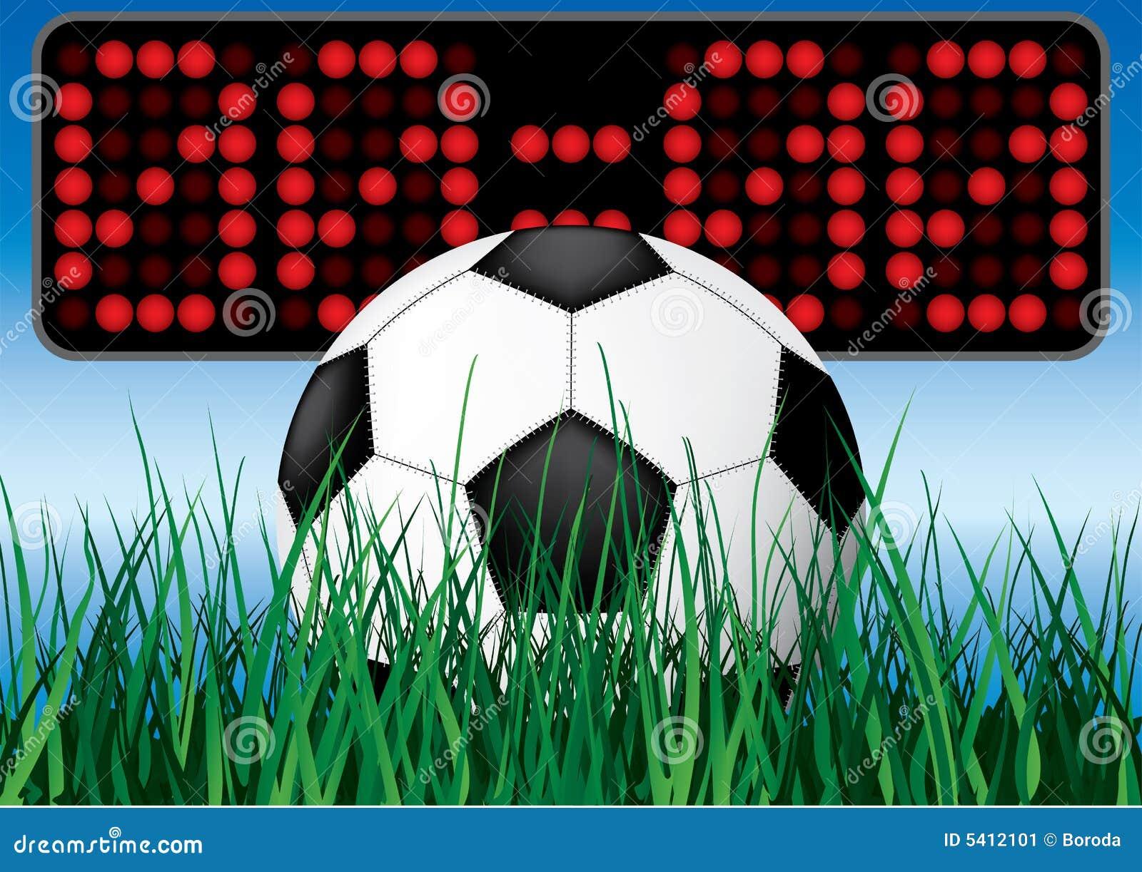 Beginning Soccer Game Stock Vector Illustration Of Goalie 5412101