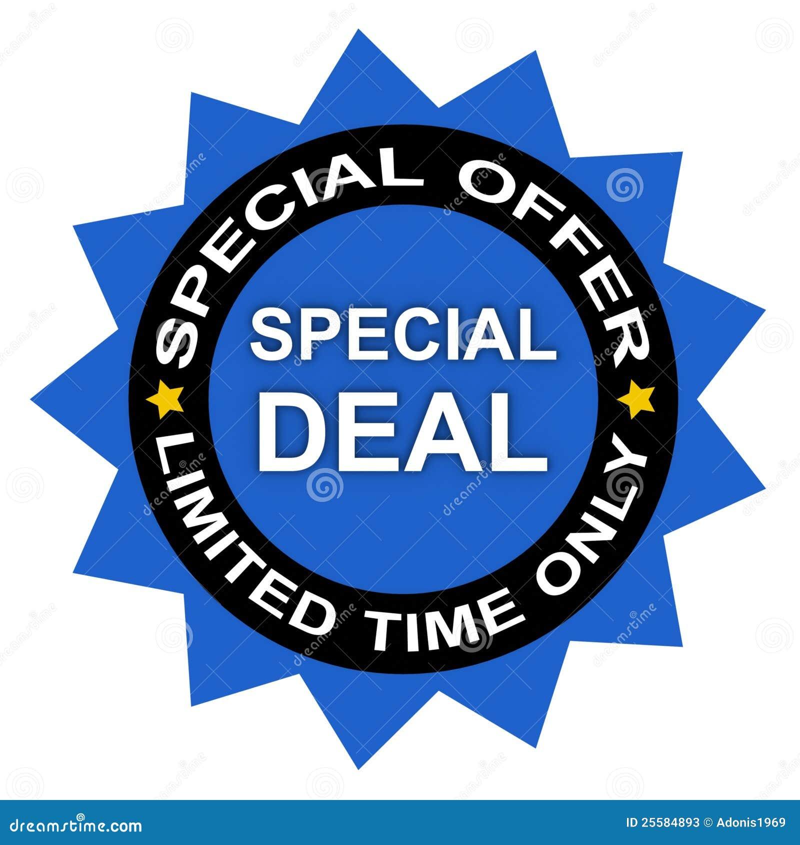 Begränsande specialtid för avtal