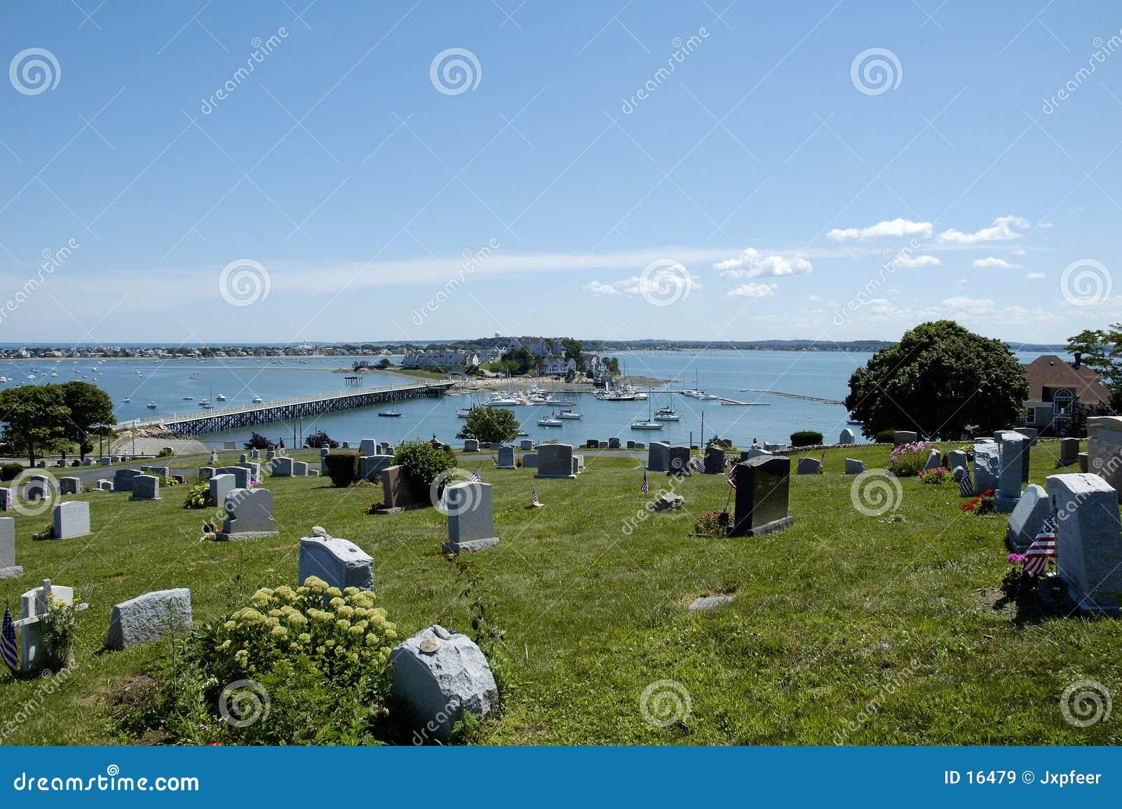 Begraafplaats in Hull 2