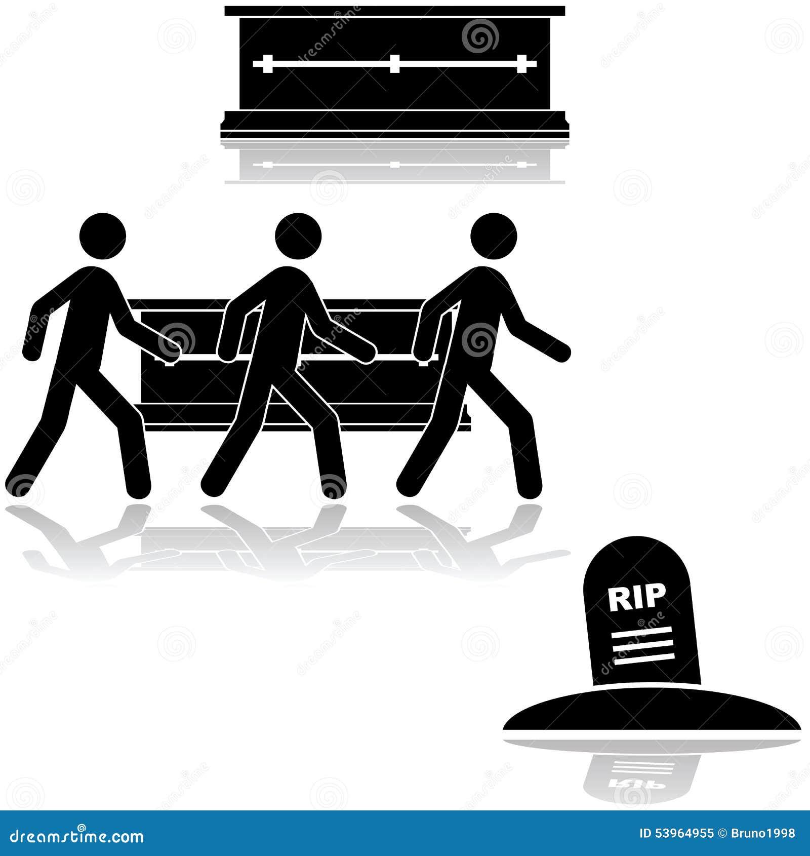 Begrafenisceremonie