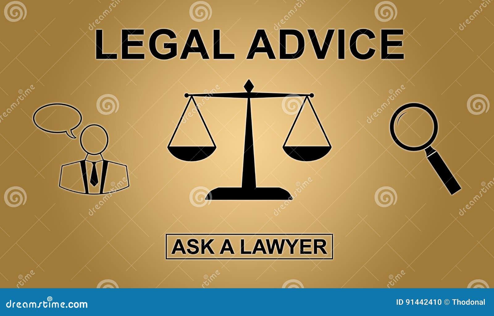 Begrepp av laglig rådgivning