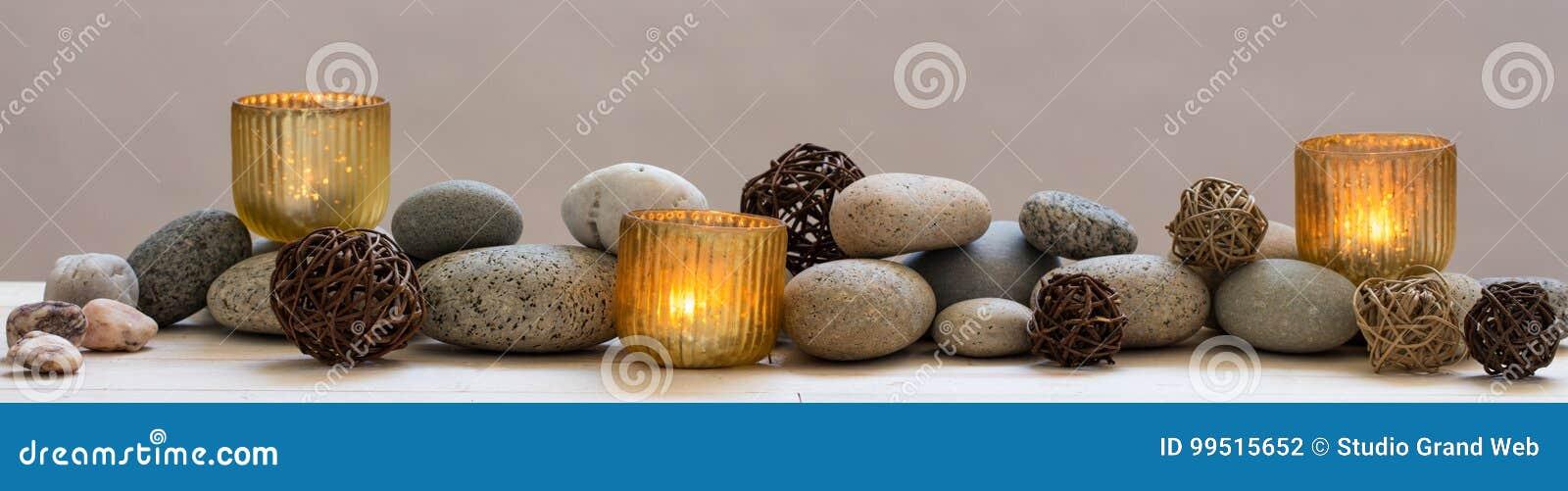 Begrepp av skönhet, fred, andlighet, mindfulness eller alternativ medicin