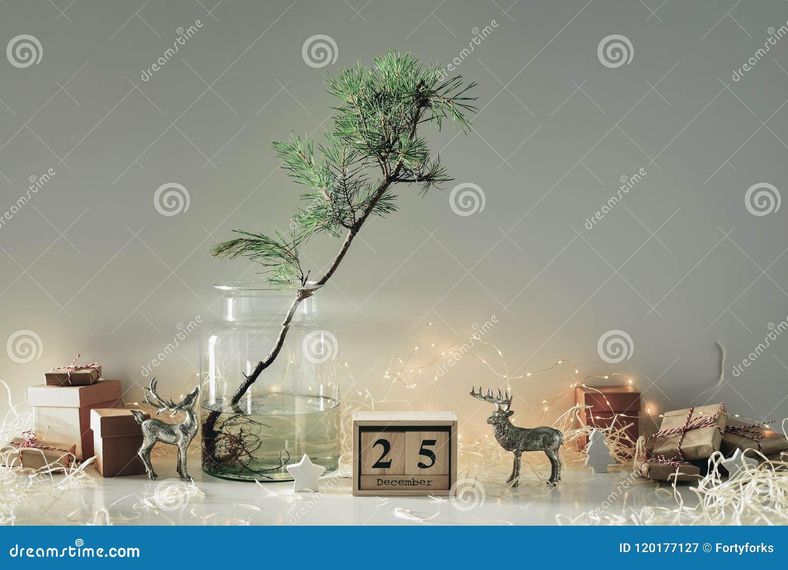 Begrepp för dekor för hem för julecovänskapsmatch