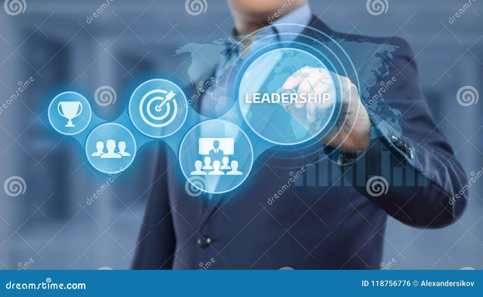 Begrepp för expertis för motivation för teamwork för ledarskapaffärsledning