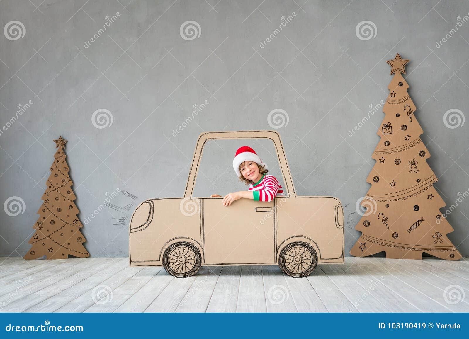 Begrepp för ferie för julXmas-vinter