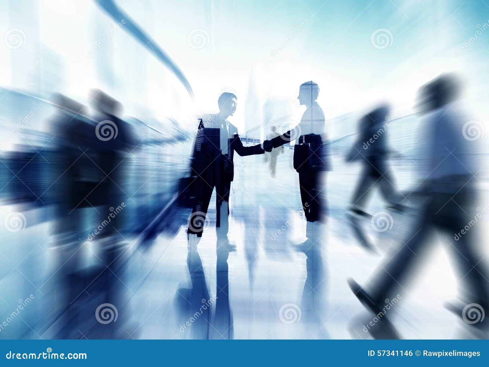 Begrepp för folk för affär för handskakningpartnerskapöverenskommelse företags