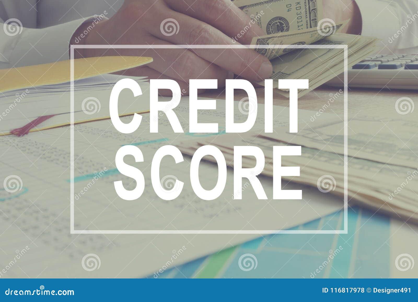 Begrepp för krediteringsställning Chefen arbetar