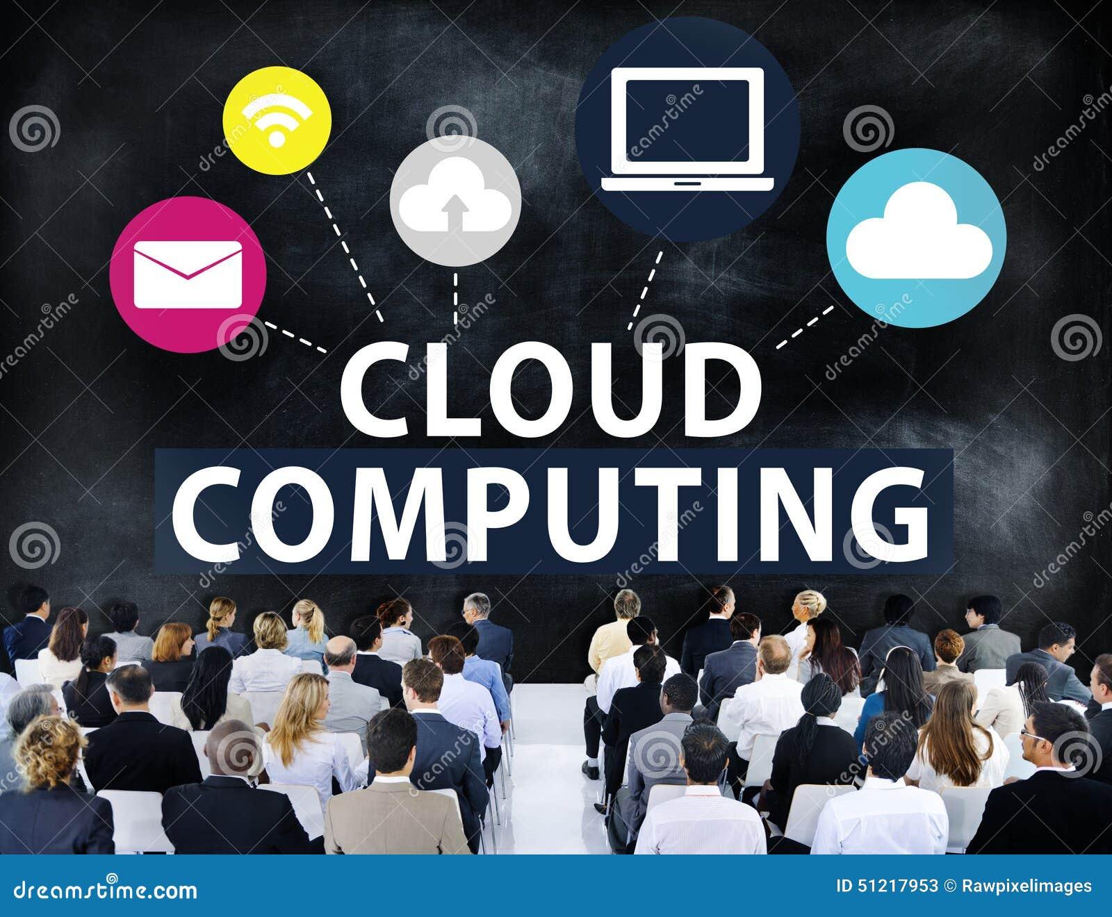 Begrepp för lagring för internet för molnberäkningsnätverk online-