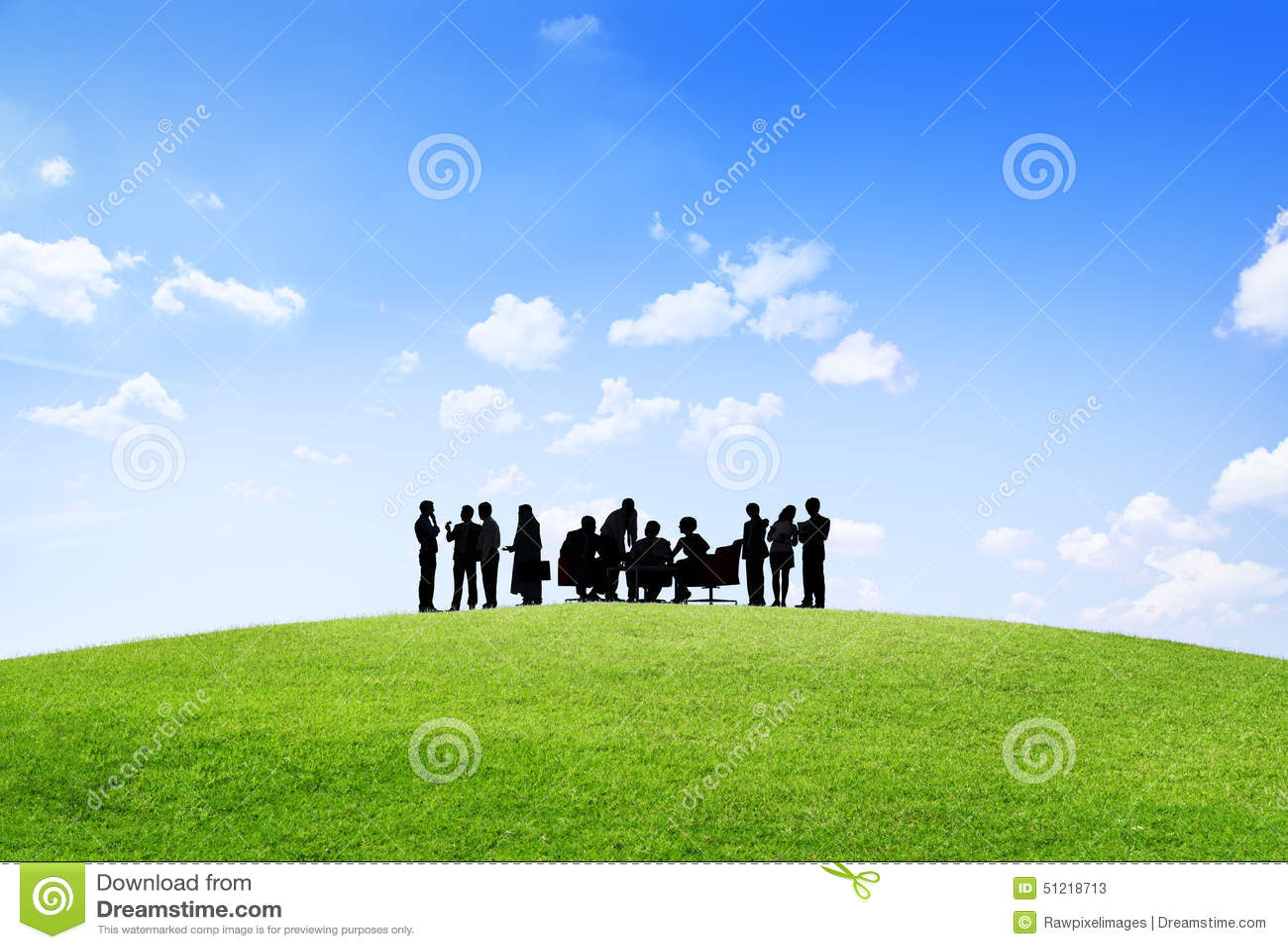 Begrepp för partnerskap för ockupation för affärssamarbetskollega