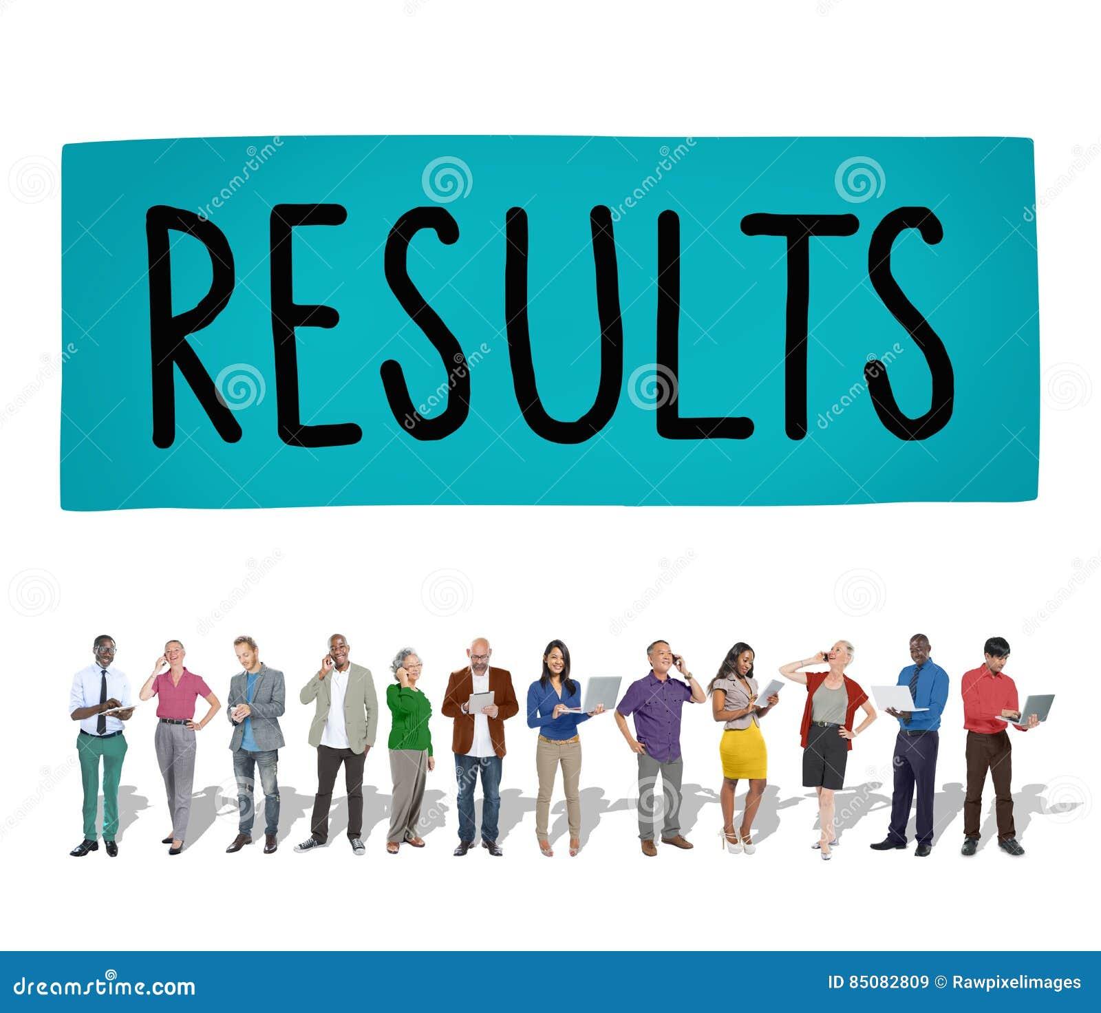 Begrepp för resultat för effektivitet för resultateffektutvärdering