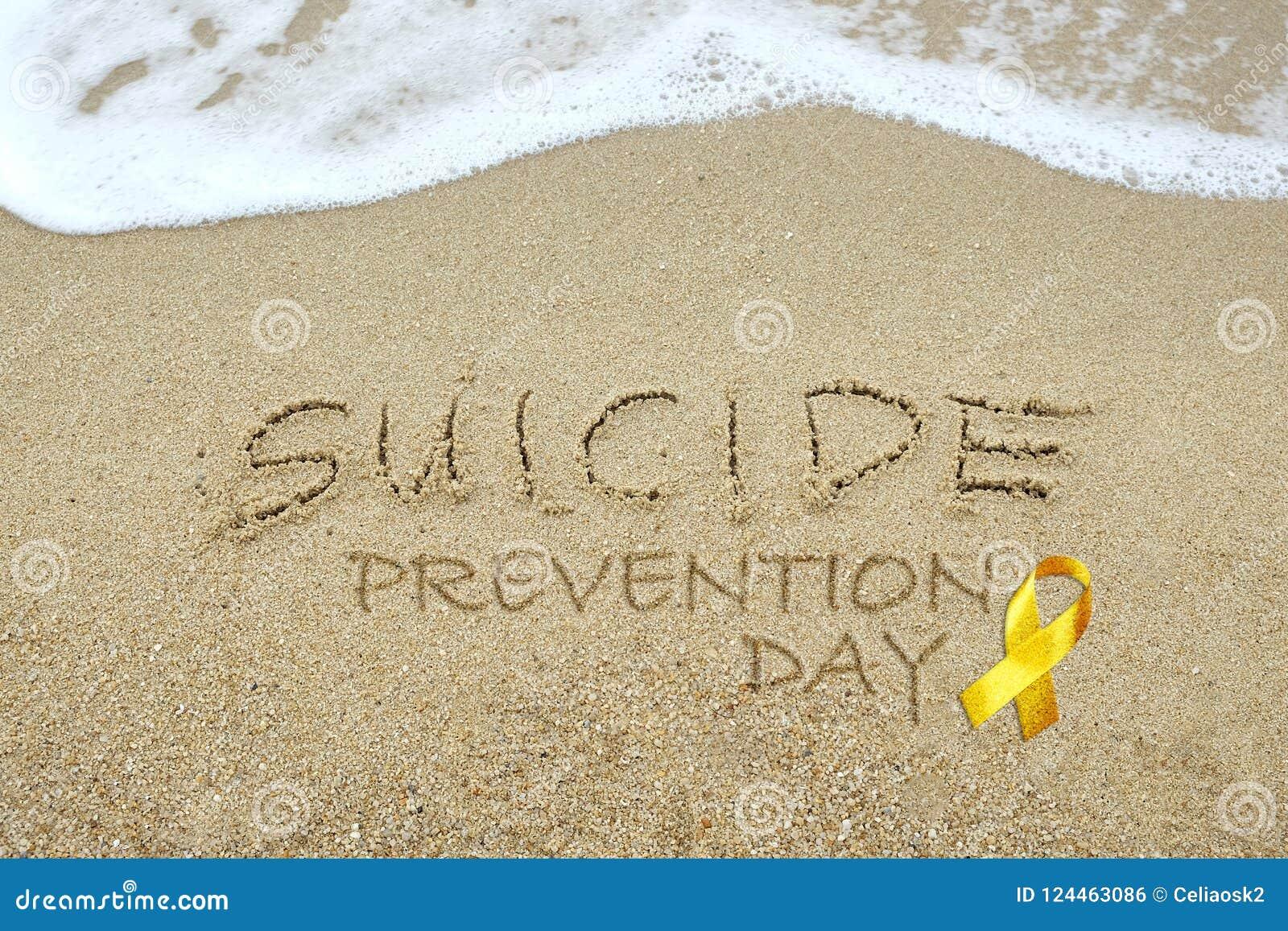 Begrepp för självmordförhindrandedag