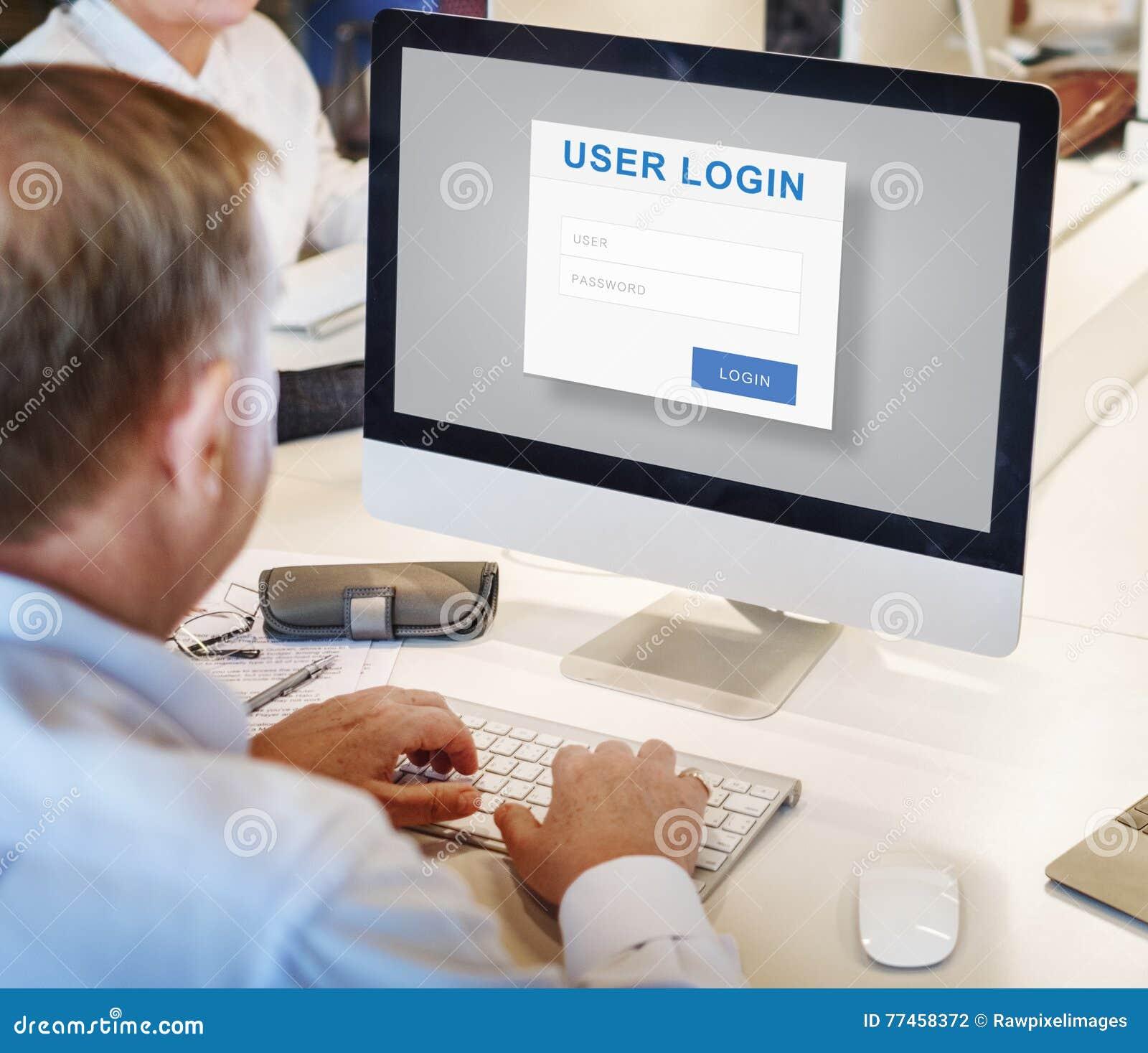 Begrepp för skydd för avskildhet för användareinloggningssäkerhet