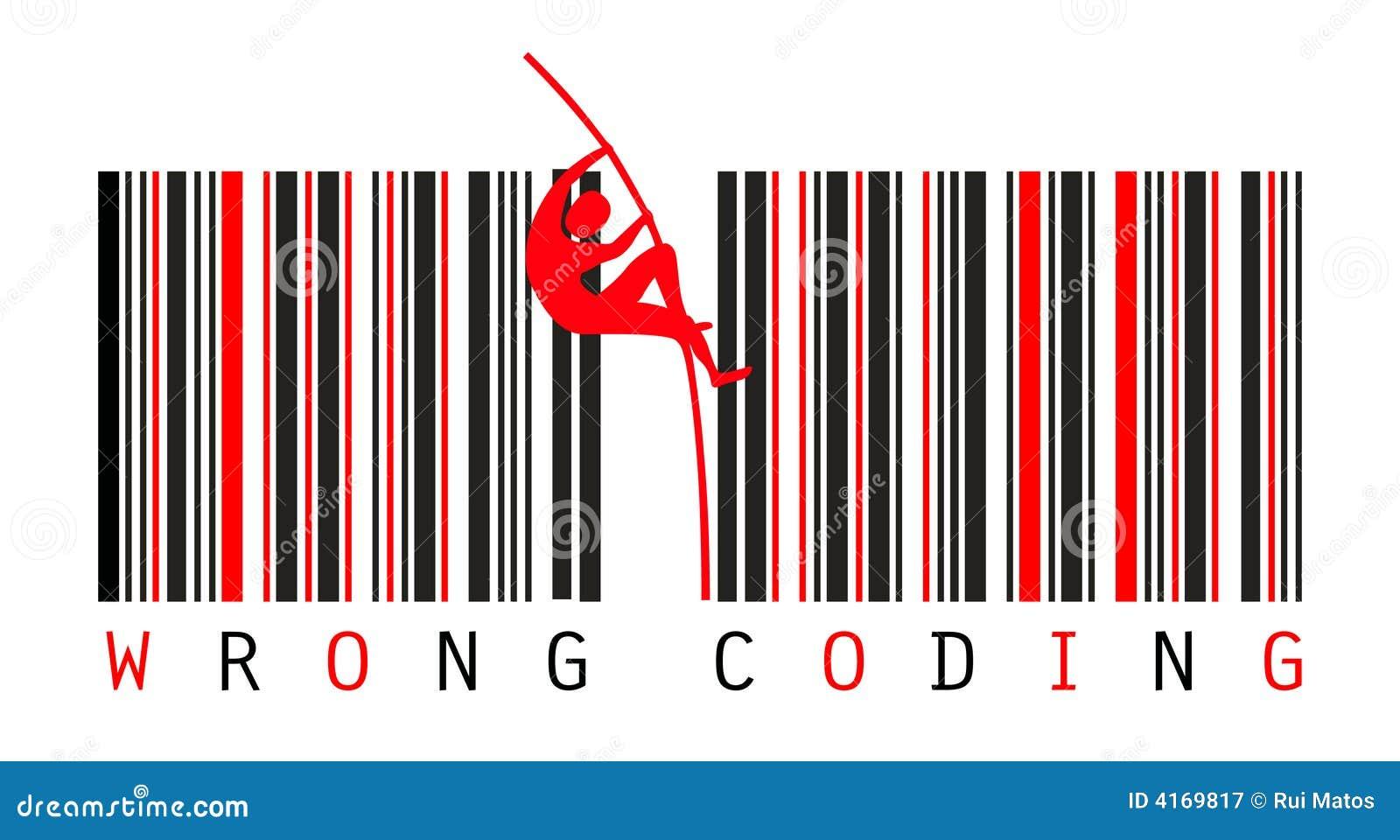 Begrepp för stångkoder