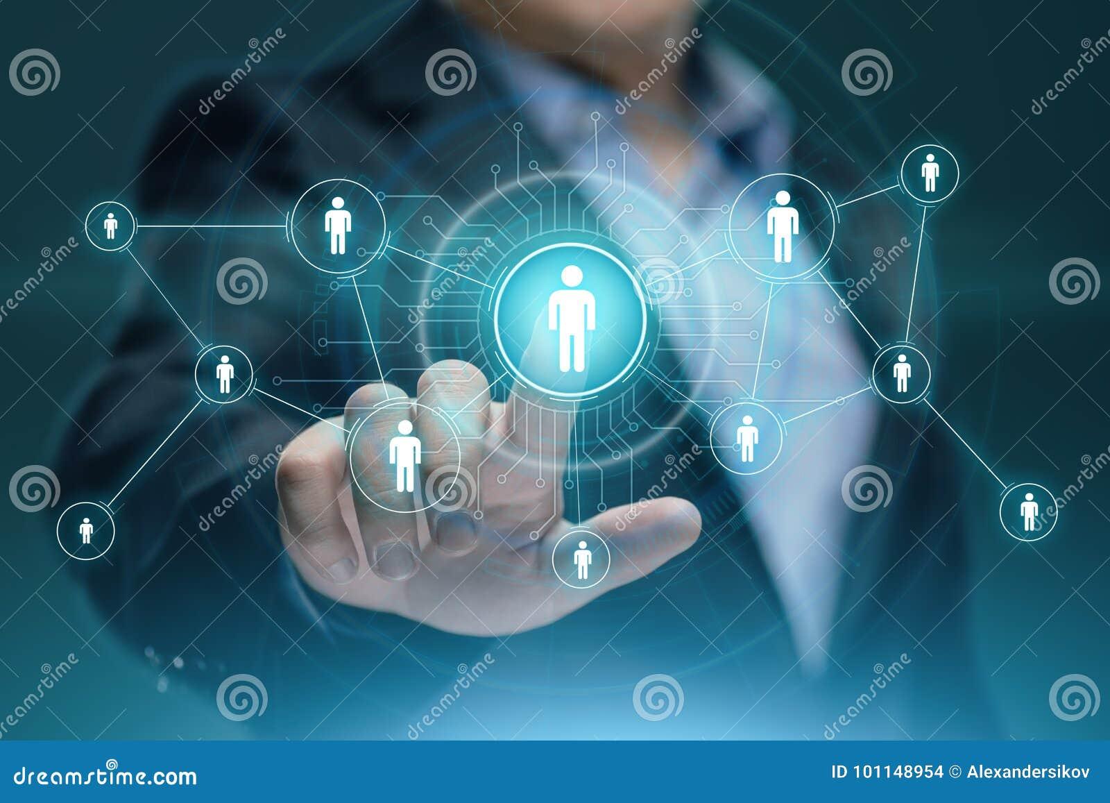 Begrepp för teknologi för affär för internet för samkvämMedia Communication nätverk