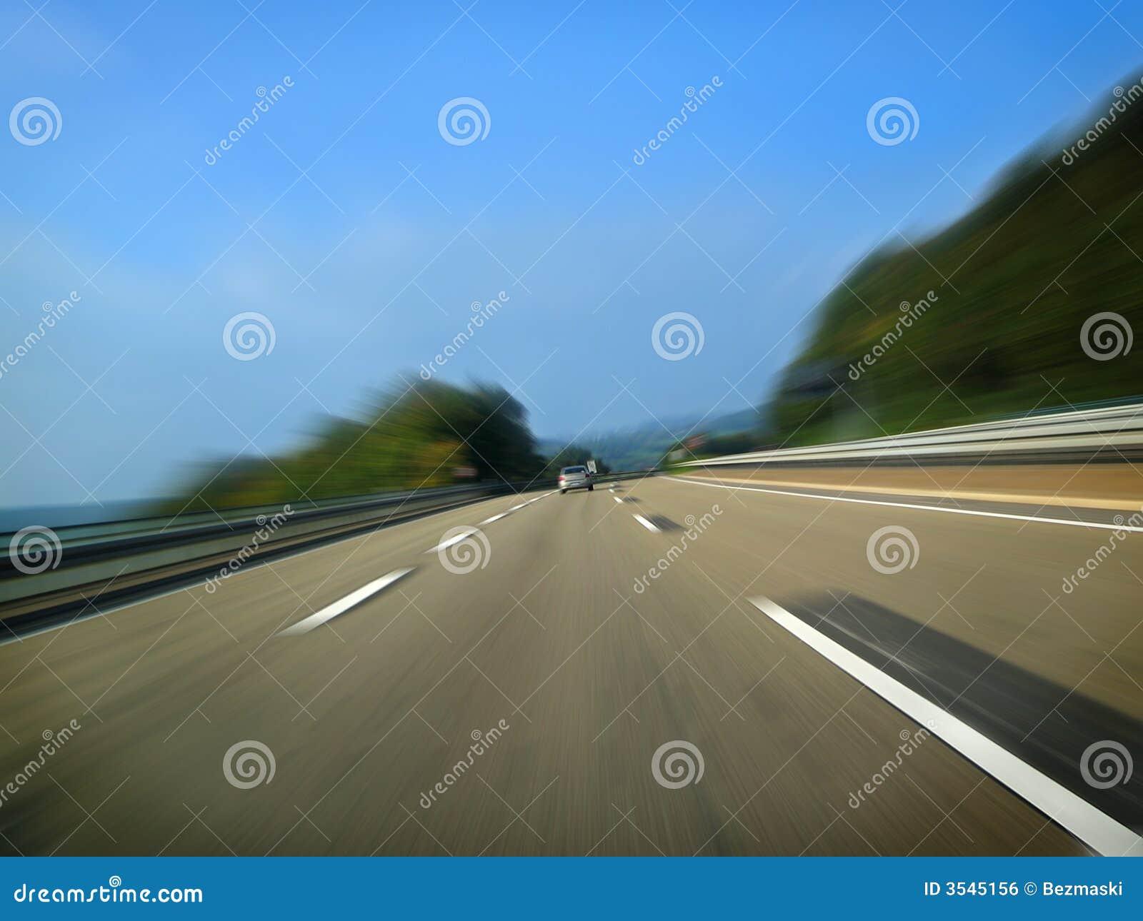 Begreppshuvudväghastighet