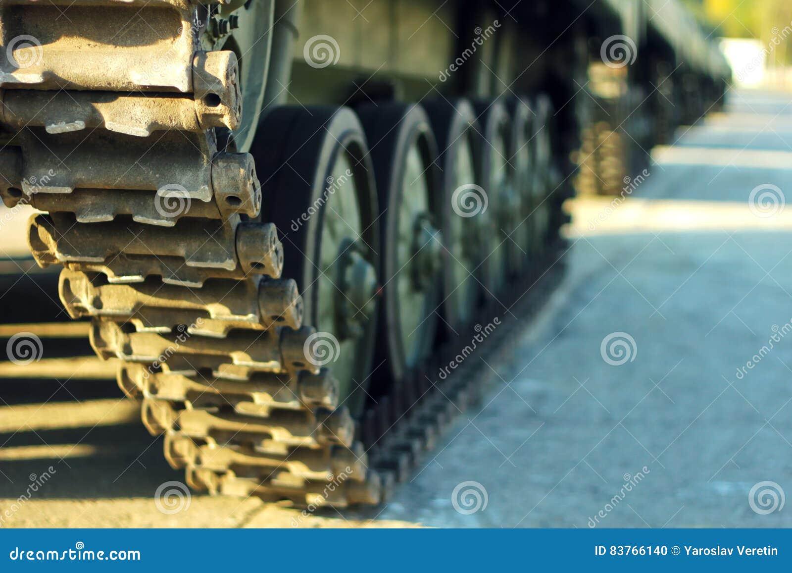 Behållare för tungt artilleri på militär