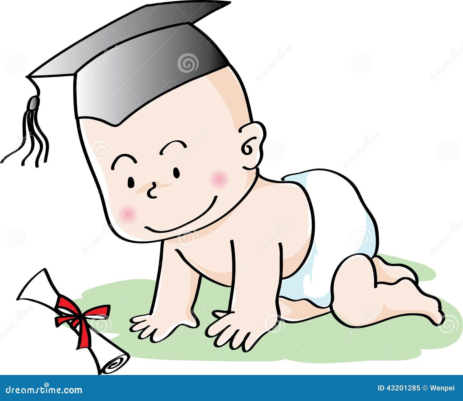 Download Behandla som ett barn stock illustrationer. Illustration av smart - 43201285