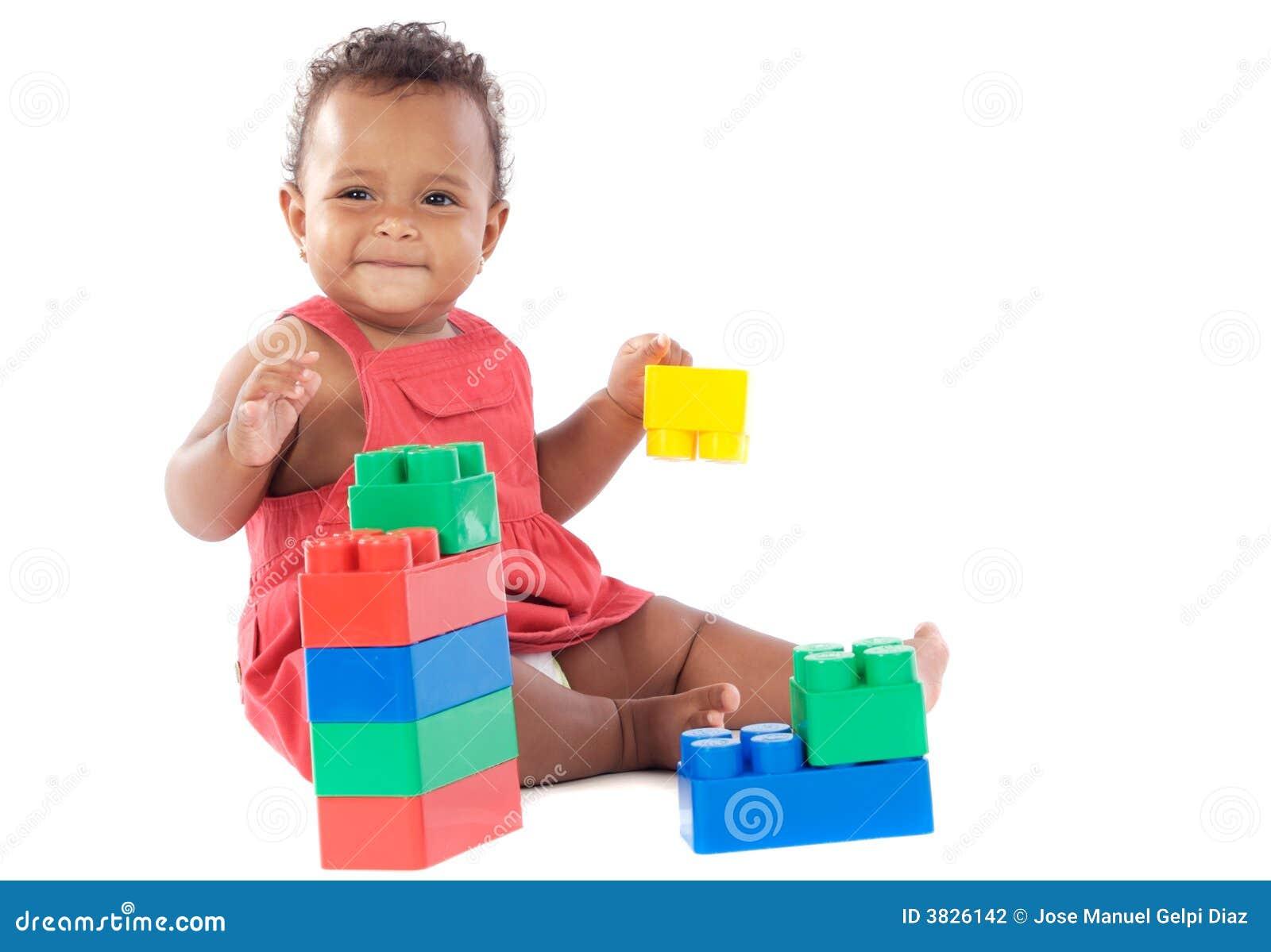Behandla som ett barn att leka för flicka