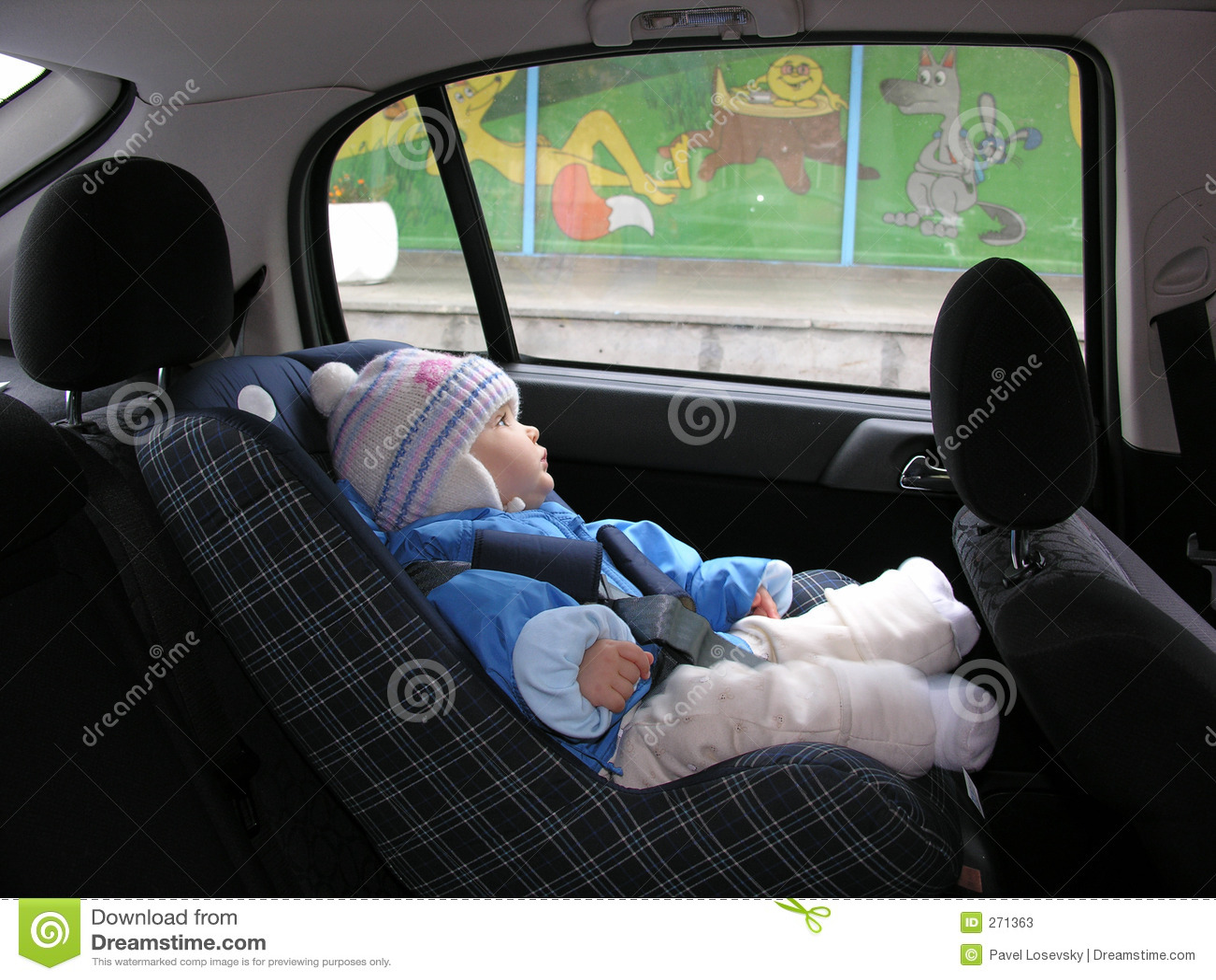 Behandla som ett barn bildrömfönstret