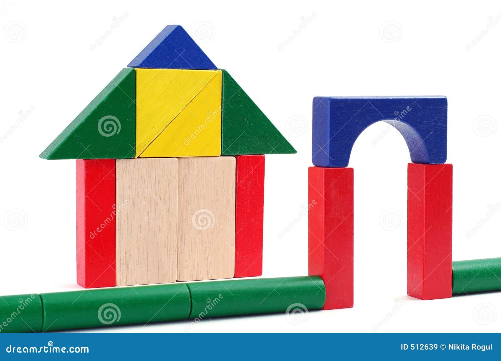 Behandla som ett barn blockdiagramet porthus