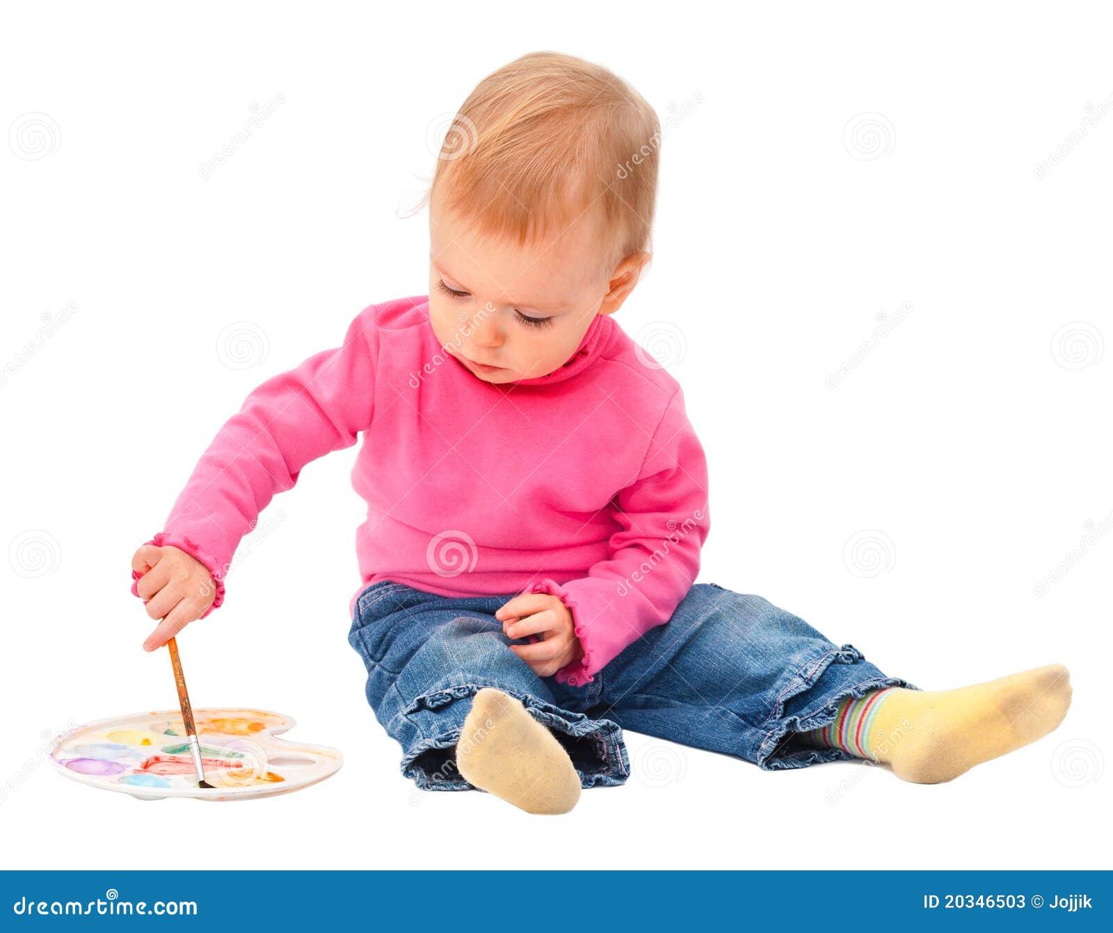 Behandla som ett barn draw en för att försöka år