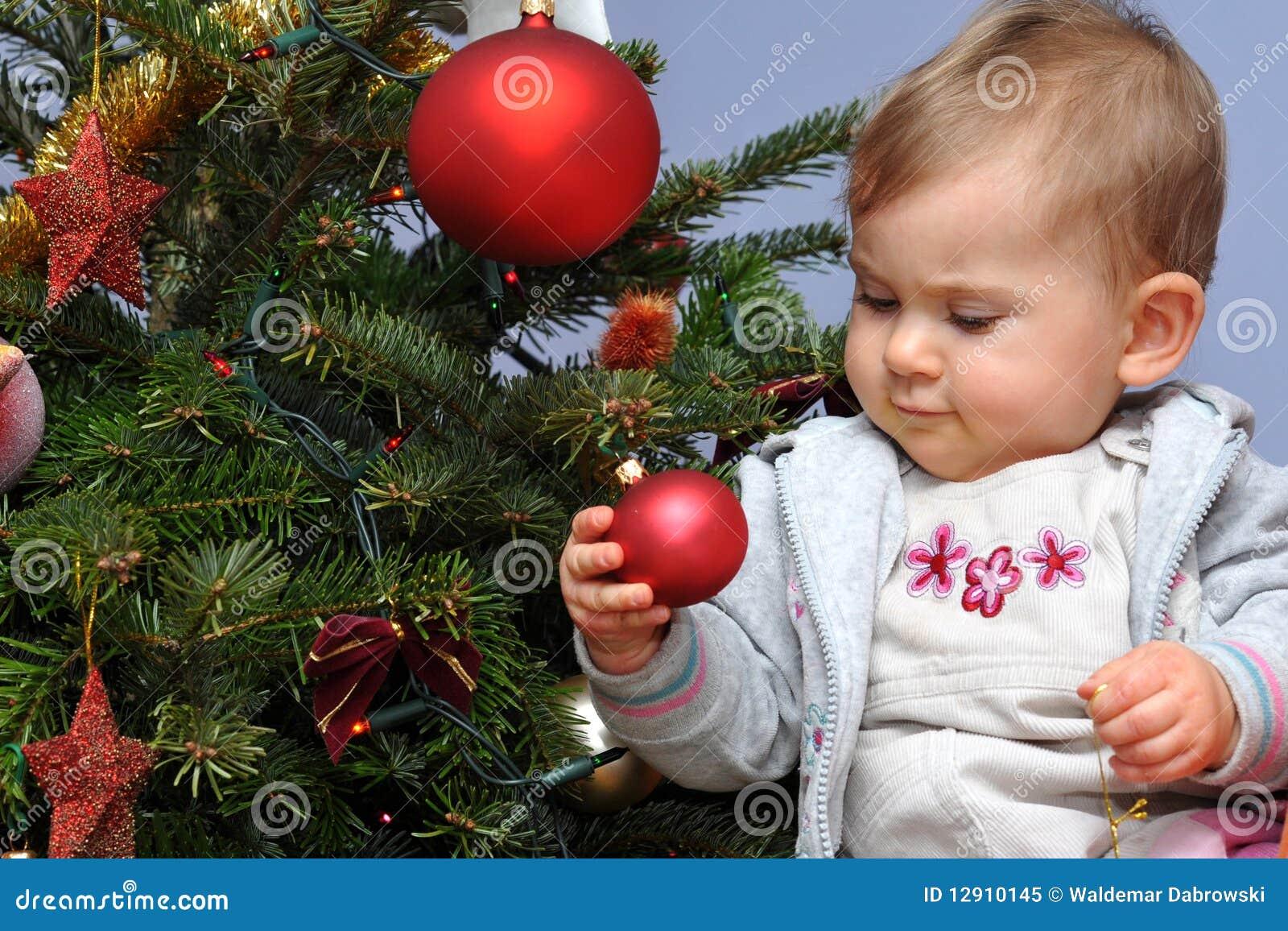 Behandla som ett barn jul little tree