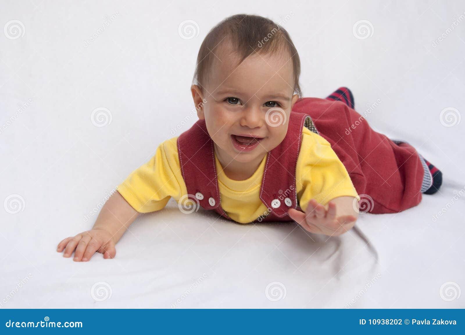 Behandla som ett barn lyckligt