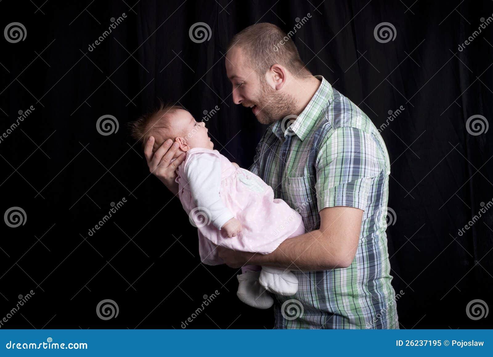 Behandla som ett barn med fadern