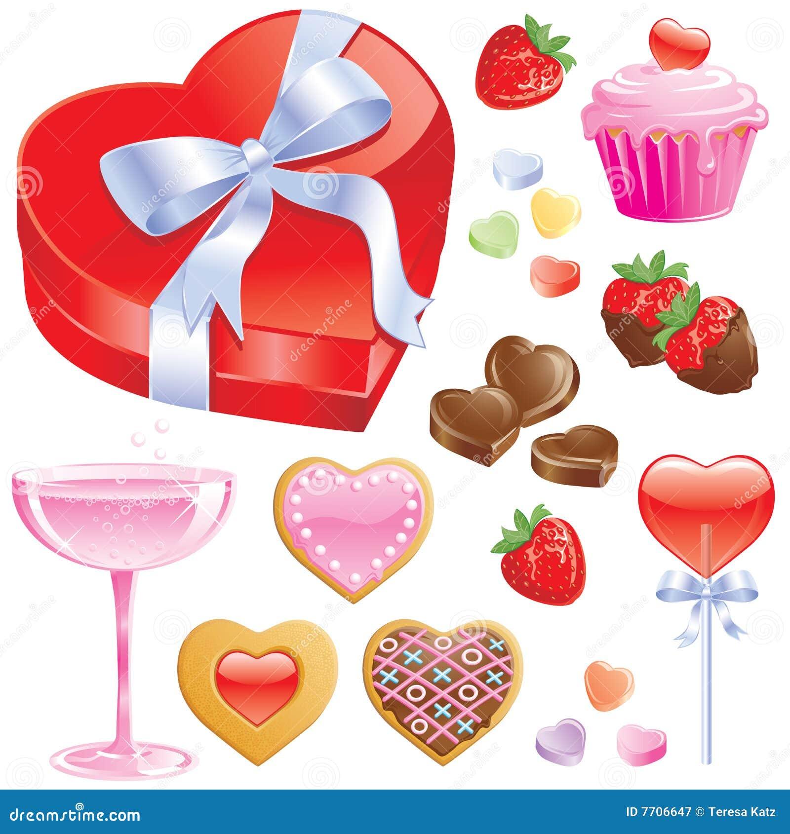 Behandlar valentinen