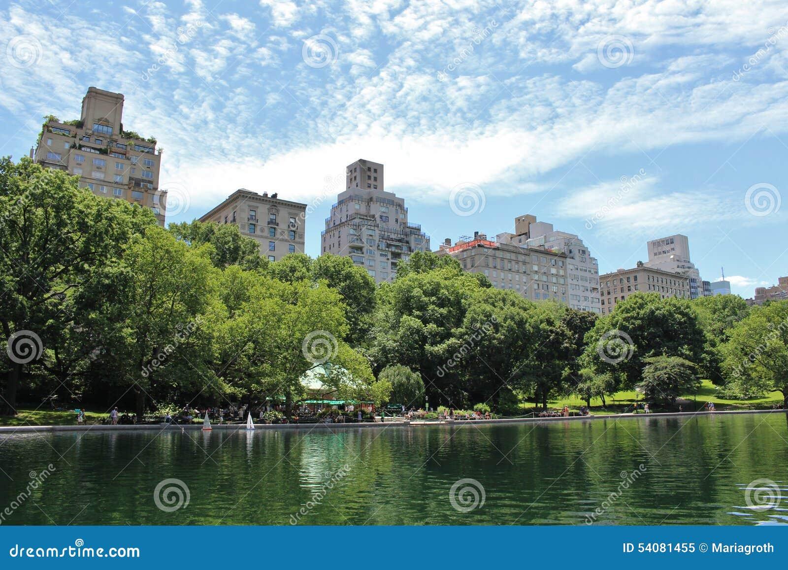 Behoudend Water, Central Park