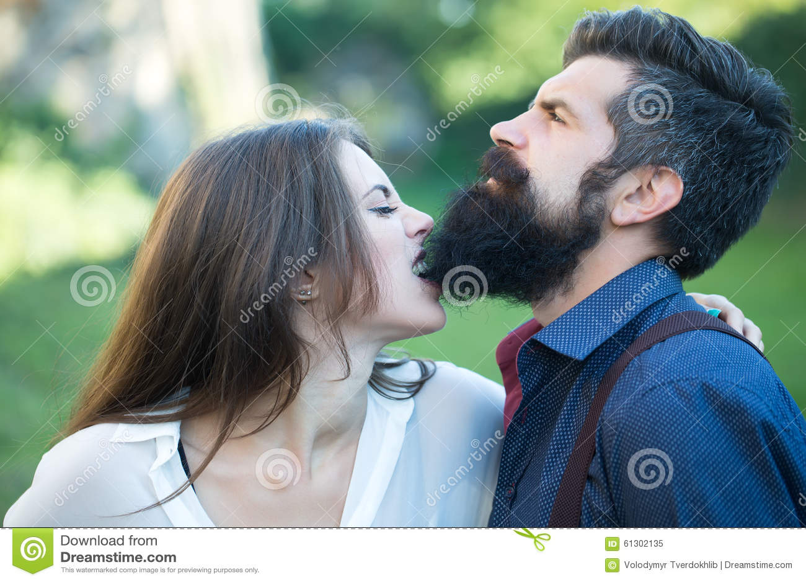 Dating männer mit bart