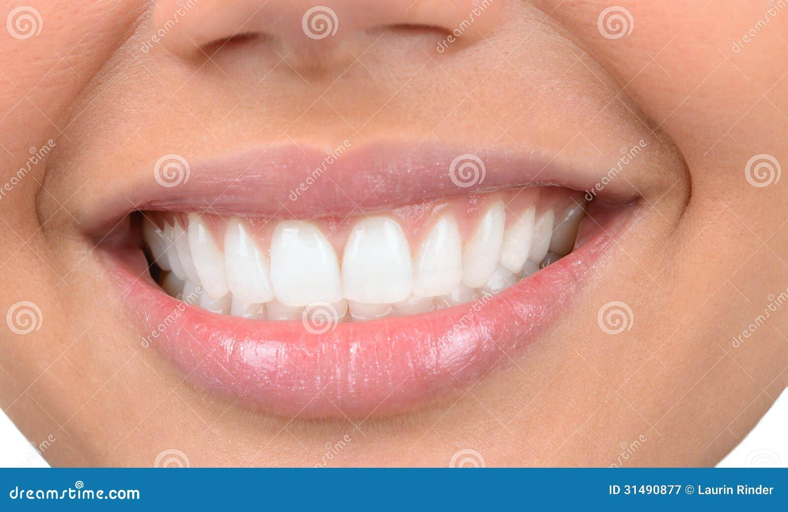 красивые зубы красивая улыбка фото