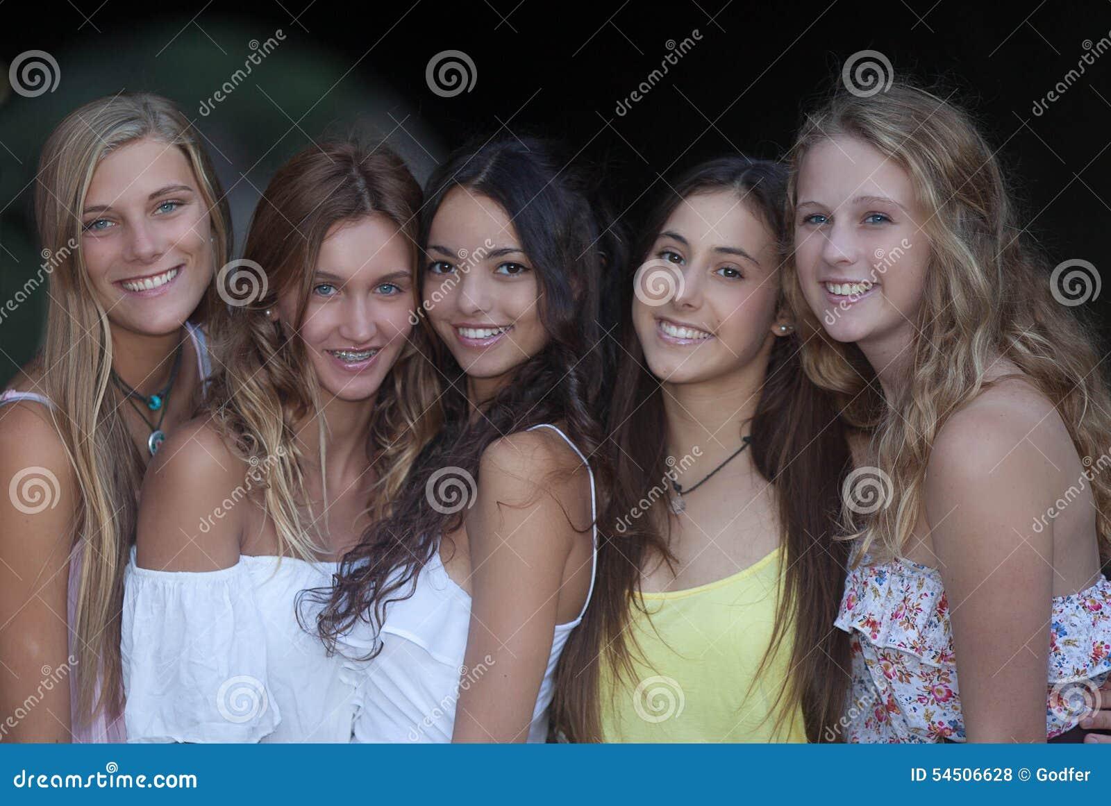 Immagini di ragazze in foto