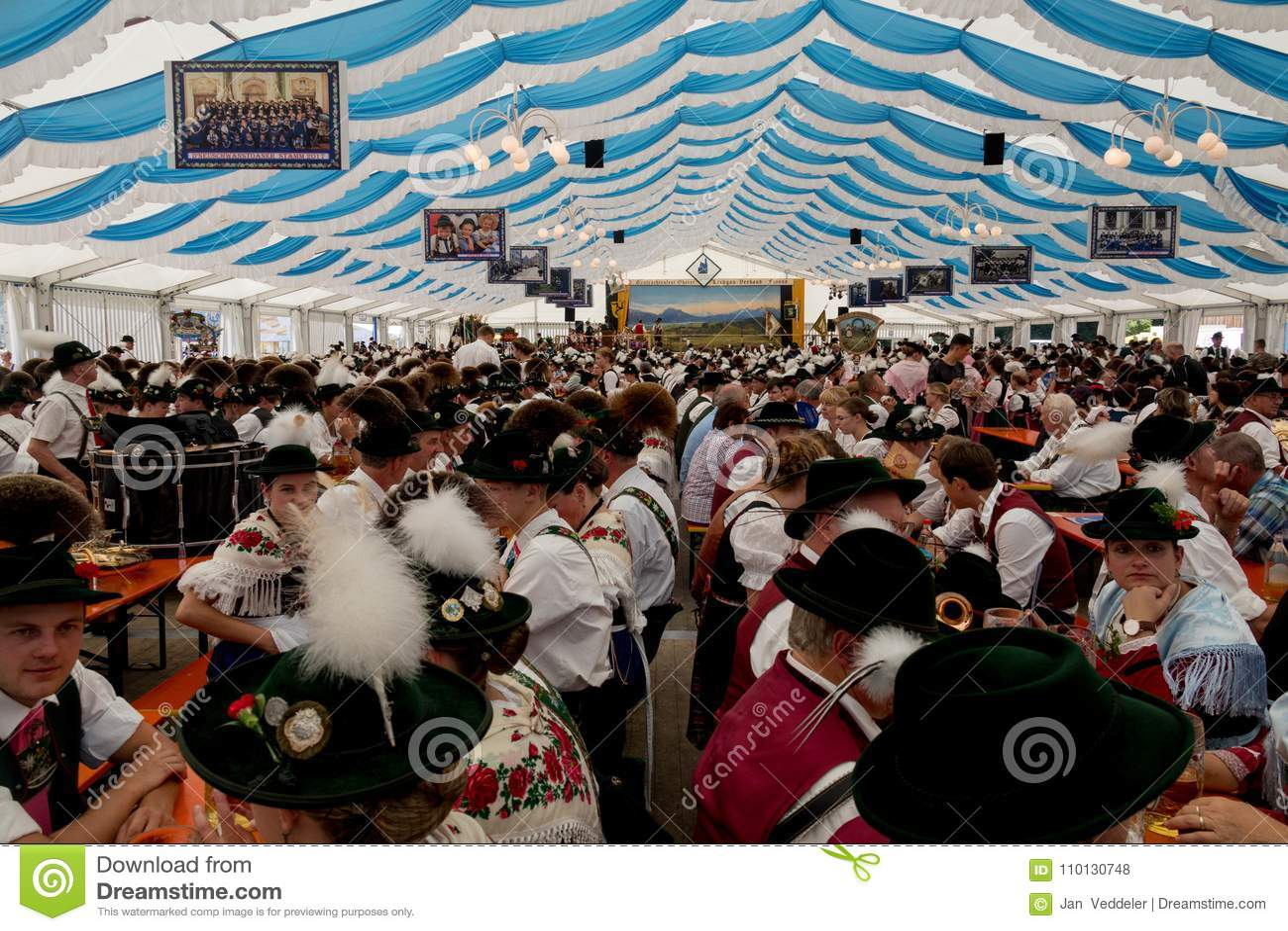 Beierse Oktoberfest