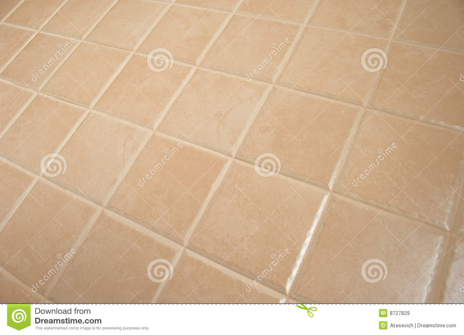 Beige betegelde muur royalty vrije stock afbeeldingen afbeelding 8727829 - Betegelde badkamer chocolade beige ...