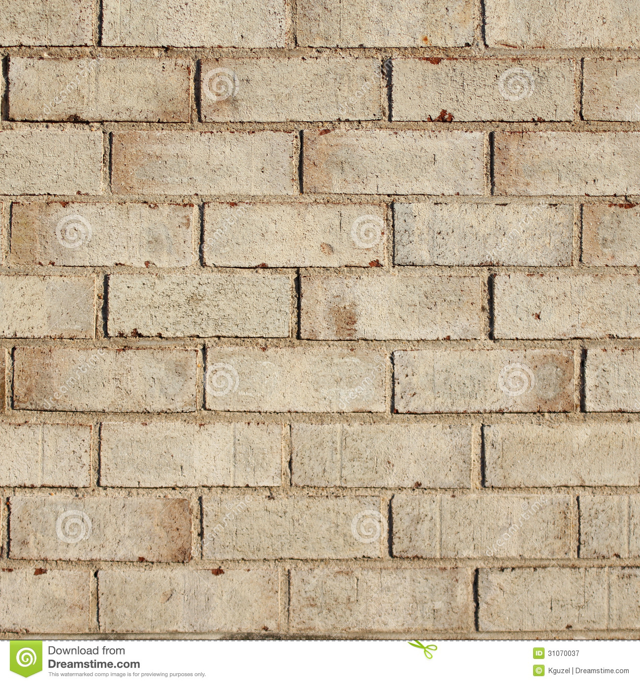 Beige brick wall background texture stock image image for Parement mural brique